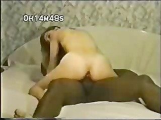 small white wife handles huge bbc