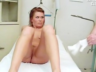 janelle youthful mama having her twat gyno