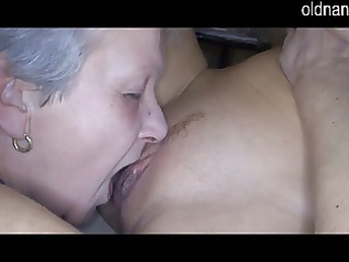old granny and hot hotty