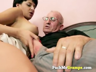 the old chap cant train her