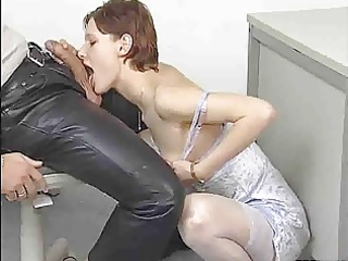skinny wife can to engulf ride and gulp