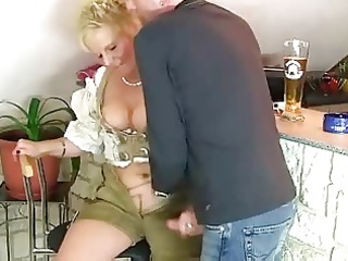 beautiful dutch milf
