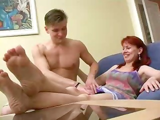 russian mommy tempted by her son part4